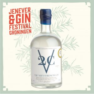 V2C Navy Strenght Gin
