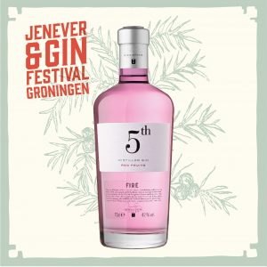 5th Gin Fire ( Red Fruits )