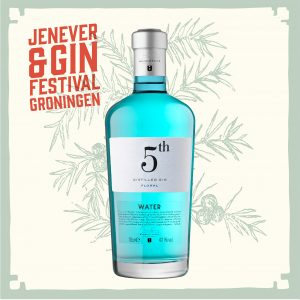 5th Gin Water ( Floral )