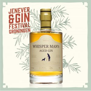 Whisperman's Aged Gin